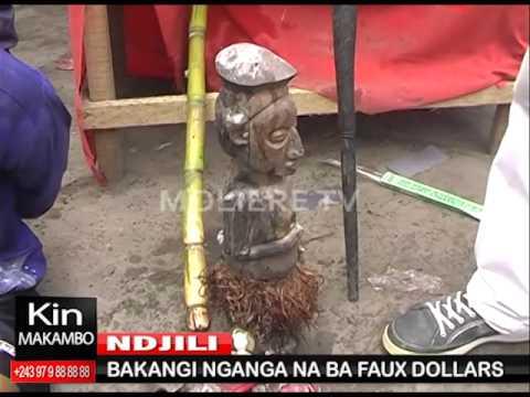 NDJILI BAKANGI NGANGA NA BA FAUX DOLLARS