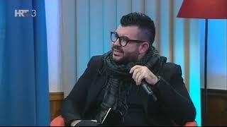 Igor Mandić - HRT Doručak s autorom uživo na HTV 3