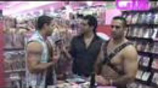Adam Champ y Carlo Masi
