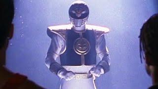 Zordon Reveals the White Ranger (Mighty Morphin' Power Rangers)