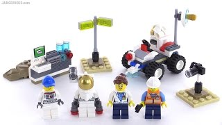 LEGO City Space Starter Set 60077 reviewed!
