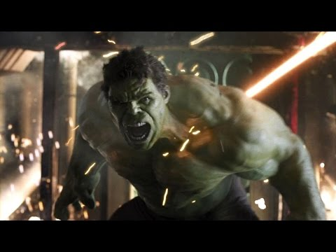 All Hulk Smash Scenes(2003-2012) HD 1080p