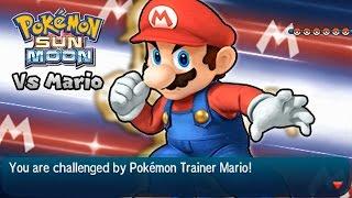 Pokemon Crossover 4: Battle! Mario (Mario x Pokemon)