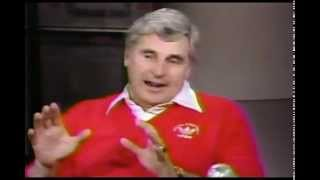 1987 - Bobby Knight (He explains why he tossed that chair:)