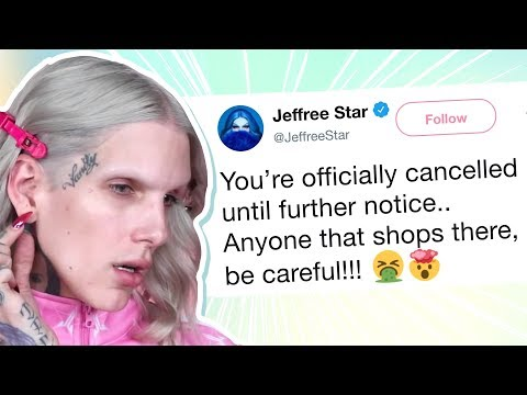 Jeffree Star Cancels Makeup Brand After Seeing What s In It They Clap Back