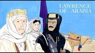 Infamous Queer: Lawrence of Arabia