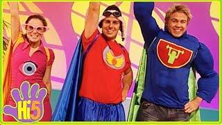 Superheroes | Hi-5 Season 11 - Episode 12 | Kids Shows