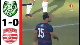 اهداف مباراة الملعب القابسي والنادي الافريقي 1-0 الدوري التونسي 🔥 SG VS CA 1-0 LES BUTS