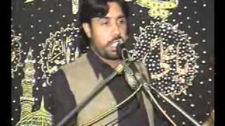 Zakir Taqi Abbas Qayamat (Waqia Jaffer) Kakowala Jhang