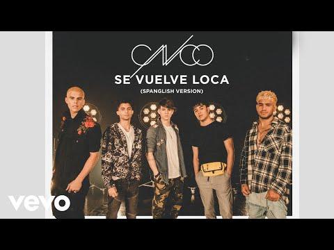Xxx Mp4 CNCO Se Vuelve Loca Spanglish Version Audio 3gp Sex