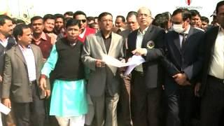 Independent Television Padma Bridge Project  Rokeya Lita, 8 Feb 2012