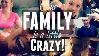 OUR FAMILY IS A LITTLE CRAZY   MAKING NAVAHO TACOS   Ft Heidi Somers   Somers in Alaska Vlogs
