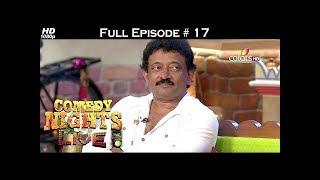 Comedy Nights Live - 29th May 2016 - Ram Gopal Varma - कॉमेडी नाइट्स लाइव - Full Episode HD