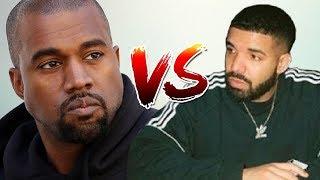 Drake vs Kanye West