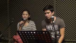 Exlusive Jamming: Sarah Geronimo and Christian Bautista