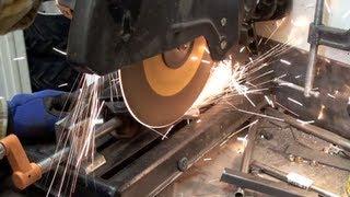 Cutting Aluminum and Steel