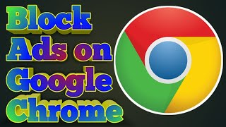 How to Block Ads on Google Chrome  in Urdu / Hindi 2016