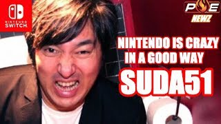 Suda51 Thought Nintendo was Crazy w/Switch, Online VC App Update & MORE!