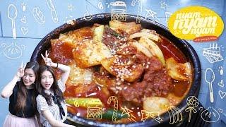 [MUST TRY!] Korean Food Part.1 - NyamNyamNyam - Ep 8