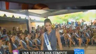 Una Venezolana en el Miss Colombia 2014-2015