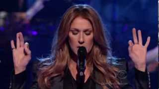Celine Dion - Loved Me Back To Life (A Home For The Holidays 2013) HD 1080p