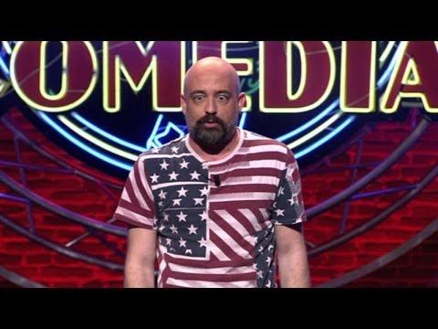 El Club de la comedia Goyo Jiménez Me da vergüenza del más allá español