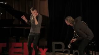 Heymoonshaker - 11/06/2016 | Andrew Balcon & David Crowe Heymoonshaker | TEDxPanthéonSorbonne