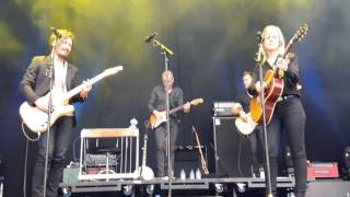 The Common Linnets - That Part - Parkfeest Oosterhout