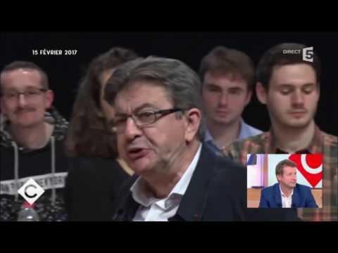 Yannick Jadot - C à vous - 20/02/2017