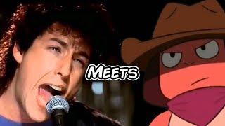 Steven Universe meets Adamn Sandler 1