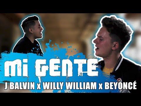 Xxx Mp4 J Balvin Willy William Mi Gente Featuring Beyoncé English Version 3gp Sex