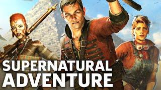 Strange Brigade Gameplay: Fighting Supernatural Hordes