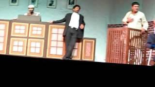 Khamosh! Adalat Jaari Hai! Play by Aakutam