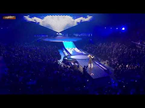 Dami Im - Sound of Silence (LIVE) - Qudos Bank Arena
