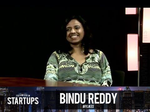 Xxx Mp4 Startups Bindu Reddy Founder Of MyLikes 3gp Sex