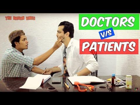 Funny Indian Doctors & Patients l The Baigan Vines