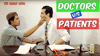 Funny Doctors & Patients l The Baigan Vines