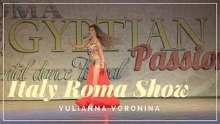 Belly Dance Tabla Solo Yulianna Voronina Belly Dance Show in Italy kaycee rice mc fioti  رقص شعبي