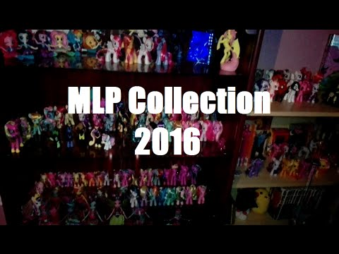 MLP Collection/Room tour 9.2016