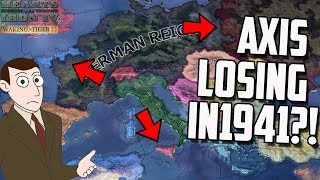 Fixing Your Disaster HOI4 Games - Germany in Dire Straits!