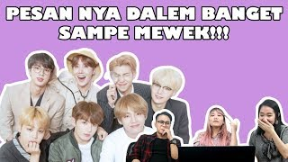 BTS HEARTBEAT & LIGHTS MV REACTION | DALEM BANGET BUAT ARMY!!!