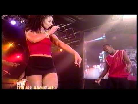 Mya Ghetto Superstar & It s All About Me live 1998