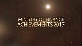 Achievements of the UAE Ministry of Finance