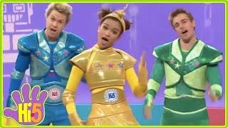 Robot Number One | Hi-5 - Season 13 Song of the Week | Kids Songs