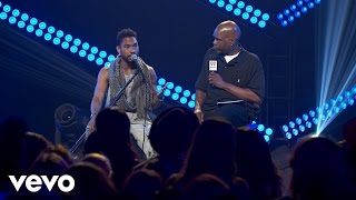 Miguel - Q&A Part 1 (Live on the Honda Stage at the iHeartRadio Theater LA)