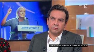 Qui est vraiment Marine le Pen ? C à vous - 22/02/2017