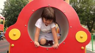 Fun playground for kids toddlers and children