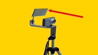 إصنع أكسسوار رائع للكاميرا للتصوير باحترافية