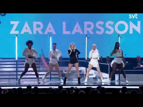 Zara Larsson Medley Live Idrottsgalan