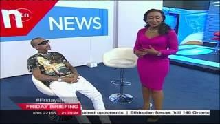 Prezzo and betty kyalo interview